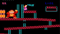 Donkey Kong Classic Game