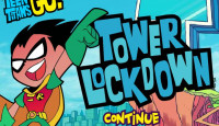 Teen Titans Go Tower Lockdown Game