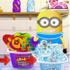 Baby Minion Washing clothes Game