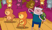 Adventure Time: Rhythm Heroes Game