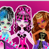 Monster High Princess Game