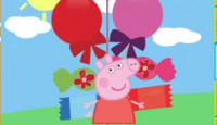 Peppa Pig Candy Matching Game