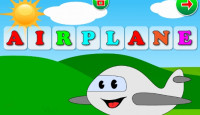 Word Bubbles for Kids Game