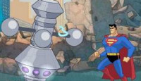 Superman Training Academy Game