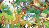 Bambi Hidden Objects Game