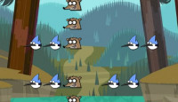 Regular Show Switch Puzzle Game