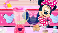 Minnie Mouse Chocolate Cake Game