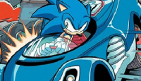Sonic Car Differences Game