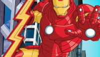 Iron Man Ultrons Rise Game