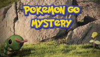 Pokemon Go Mystery Game