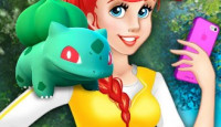 Princess Pokemon Trainer Game