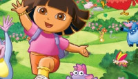 Dora And Boots Love Game