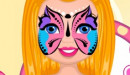 Shelly Face Painting Designs Game