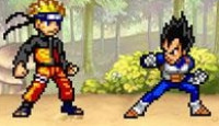 Dbz Vs Naruto Game