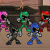 Power Rangers Monster Fighting Frenzy Game