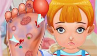 Baby Foot Surgery Game