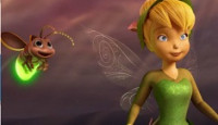 Tinkerbell And Blaze Cute Puzzle Game
